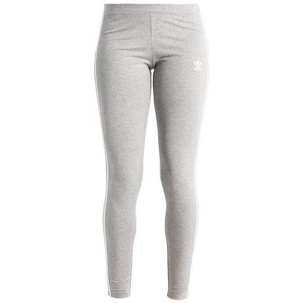 0f0a7ebd21581 adidas Originals 3 STRIPES TIGHT Leggings ❤ liked on Polyvore featuring  pants, leggings, adidas originals pants, striped leggings, striped pants,  stripe ...