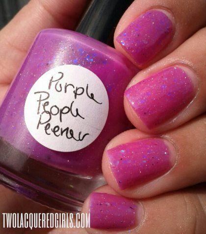Purple People Peener-Jaded Nail Co.