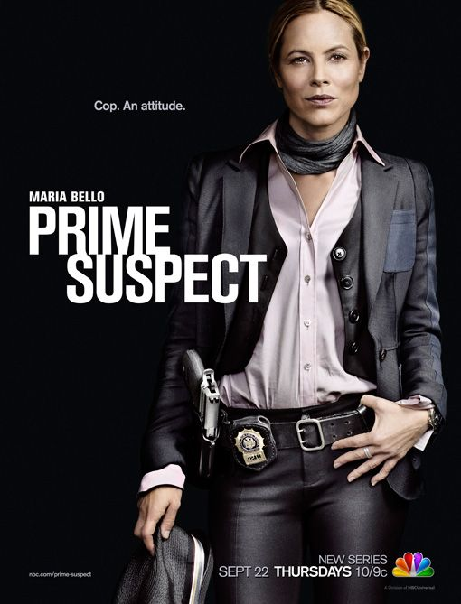 Maria Bello's new show is really good!  She plays a woman that isn't worried about being liked by everyone.  No apologies for who she is...She's my new Super Hero!