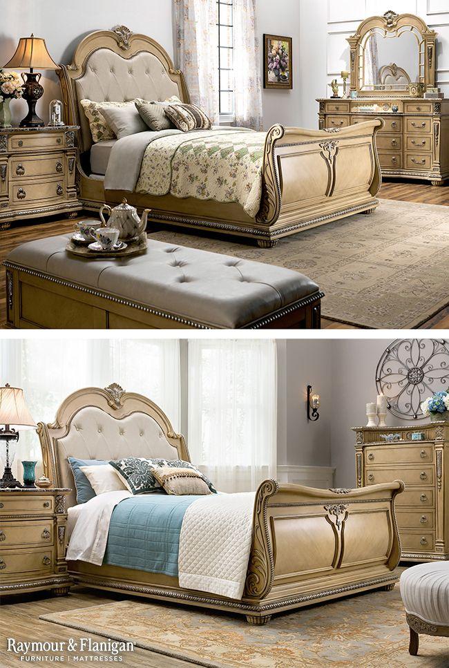 Wilshire 4 Pc King Bedroom Set