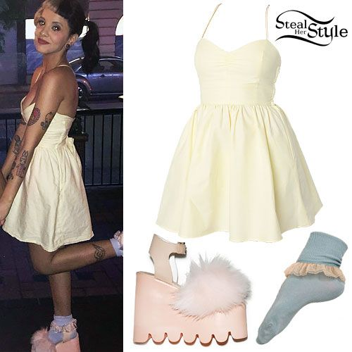 Melanie Martinez 39 S Clothes Amp Outfits Steal Her Style Melanie Martinez Outfits Melanie Martinez Dress Melanie Martinez