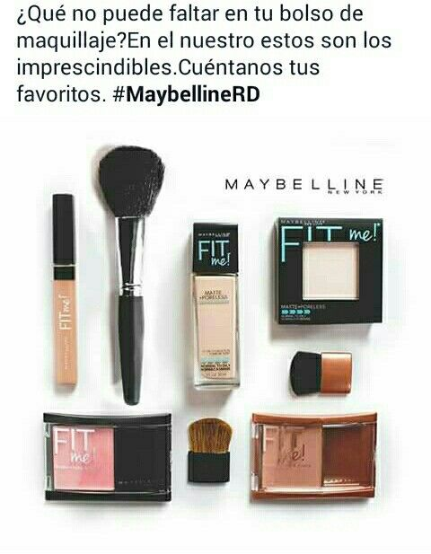 Productos #Maybelline