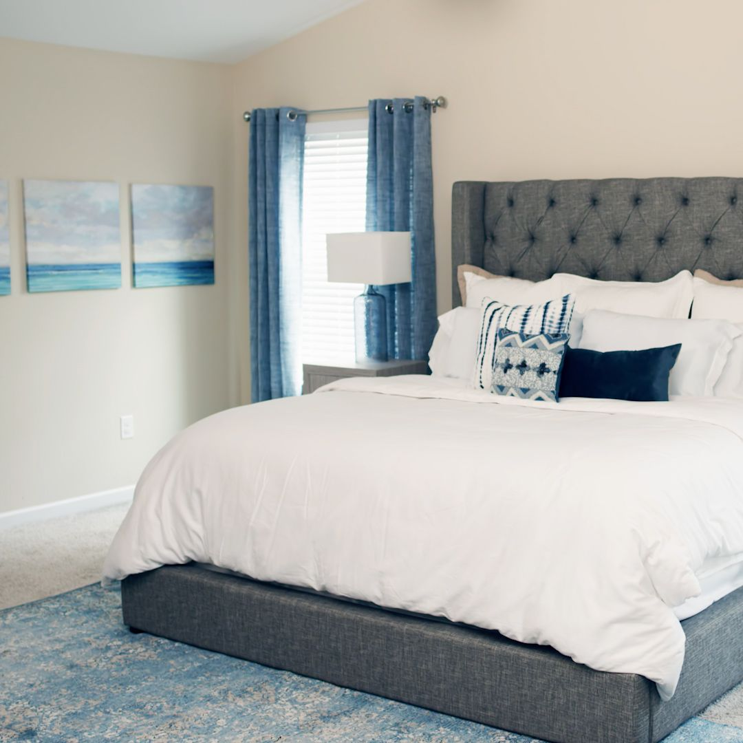 Furnishing a Bedroom After a Baby Moves Out