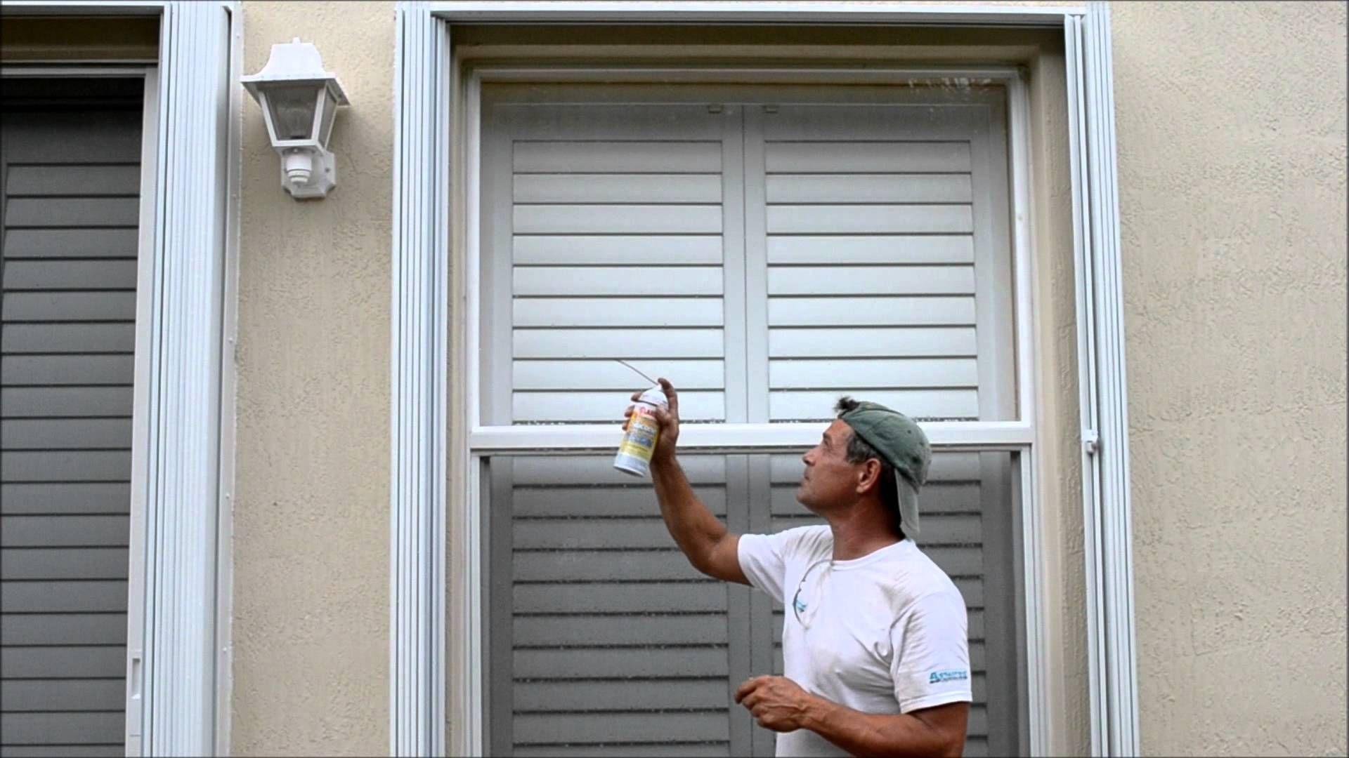 how to maintain accordion hurricane shutters emergency