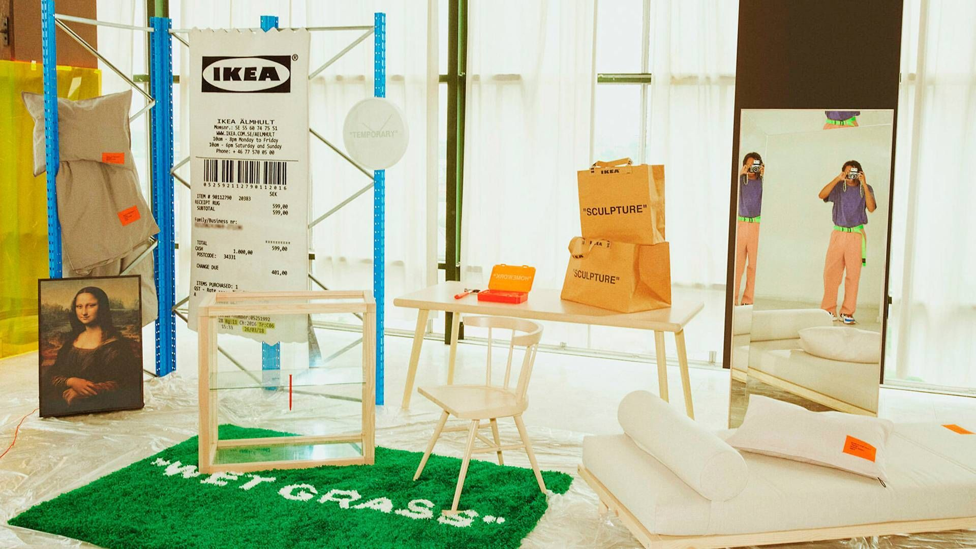 Ikea Collaboration #BuildingDesign #HomeDesign #Architecture