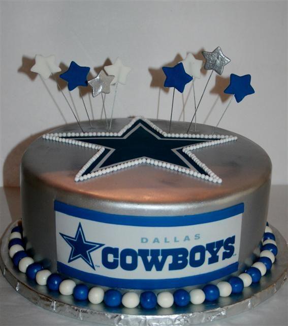 Dallas Cowboys Birthday Cake Photos