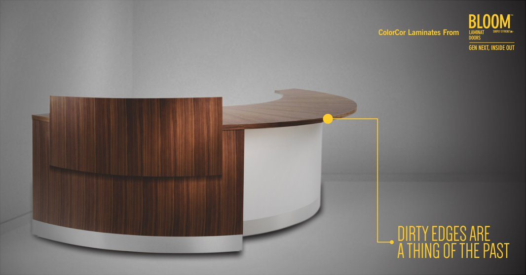 Bloom Dekor brings you the ColorCor Laminate collection – your new best friend when it comes to laminates! With no starkly separating edges, these laminates will add a smoothly flowing touch on your furniture. Discover more here: http://www.bloomdekor.com/products/laminate