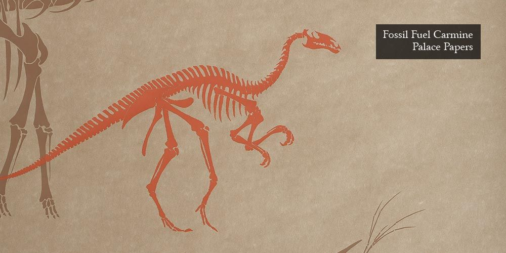 000 Palace Papers Fossil Fuel Carmine Kids wallpaper, Paper