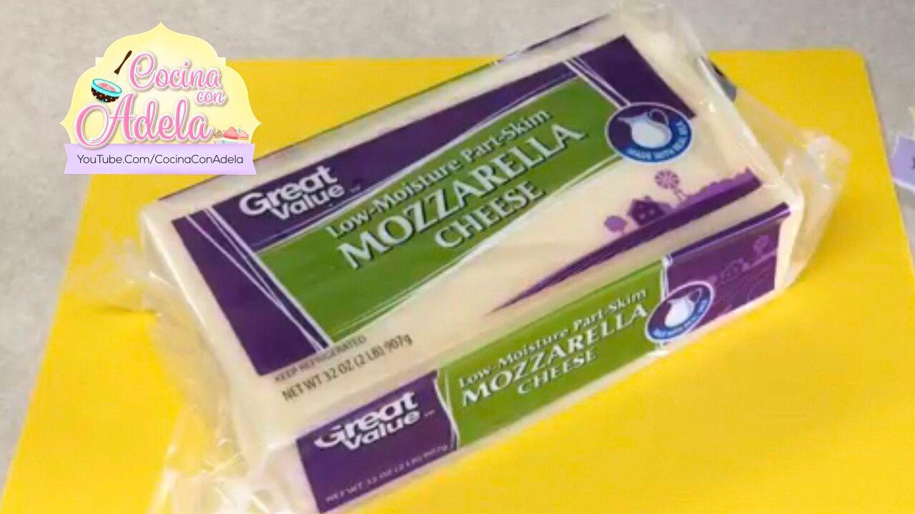 Como preparar el queso para pupusas salvadorenas