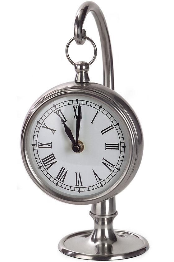 Hanging Clock With Stand   Table Accents   Home Accents   Home Decor |  HomeDecorators.com