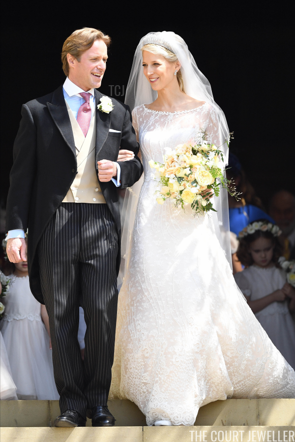 Royal Wedding Jewels: Lady Gabriella Windsor | Royal wedding gowns