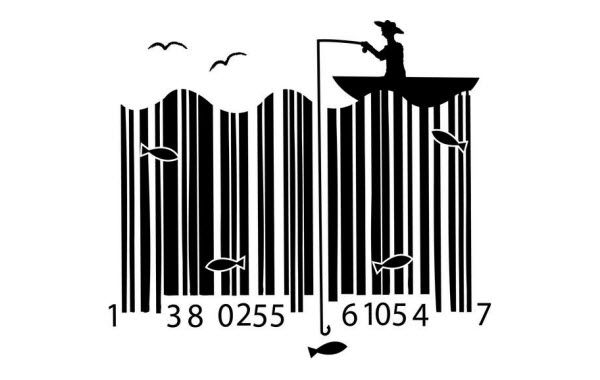 12 Creative Barcode Designs That Amazingly Work Hongkiat Barcode Design Barcode Art Magazine Web Design
