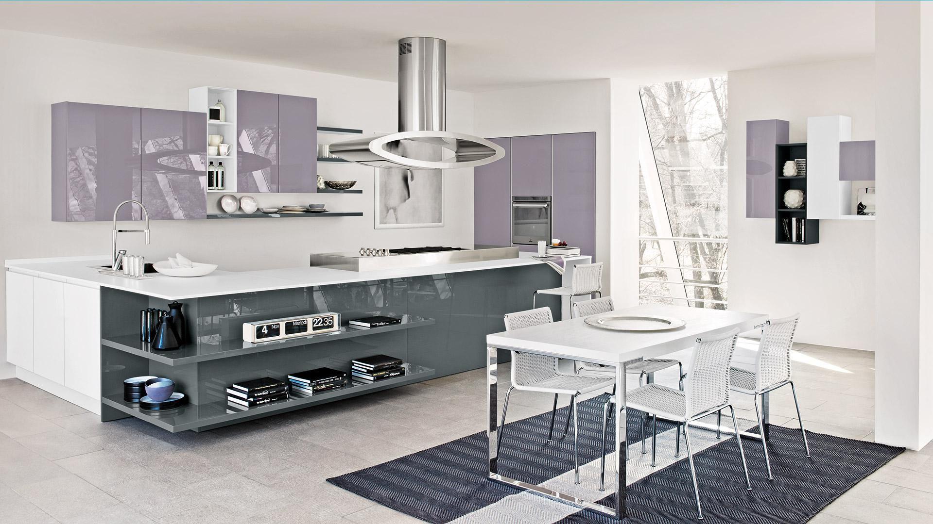 Brava Cocina Italiana - LUBE | Cocinas | Pinterest