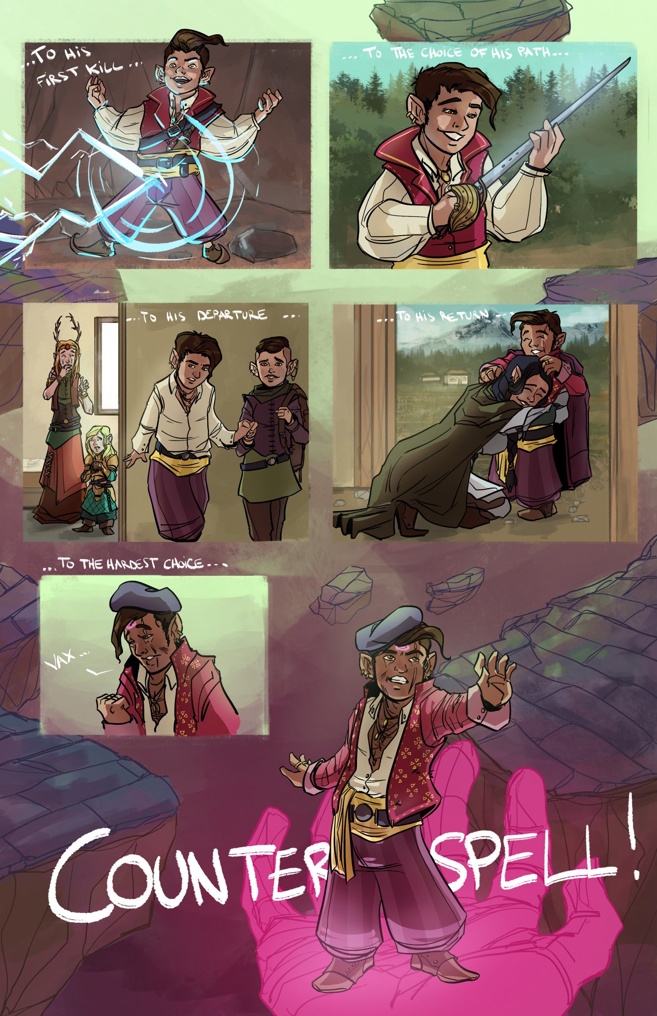 Scanlan Critical Role Characters Critical Role Comic Critical Role Character » scanlan shorthalt appears in 4 issues. pinterest