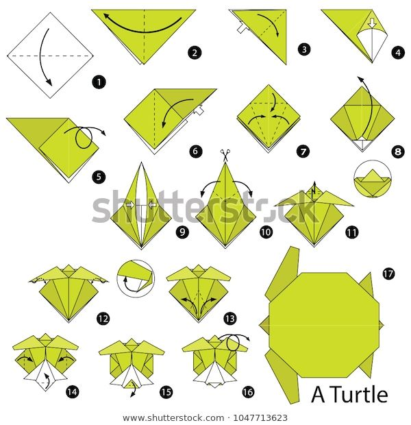 Photo of Step By Step Instructions How Make Stock Vector (Royalty Free) 1047713623