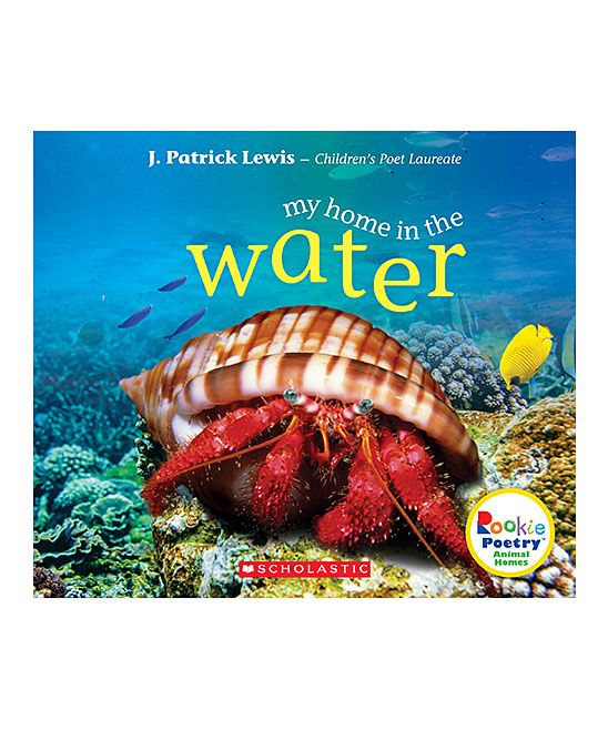 My Home in the Water Paperback
