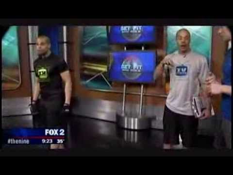 TV Fitness Featured On Fox 2 Michigan (Part 2 of 2)