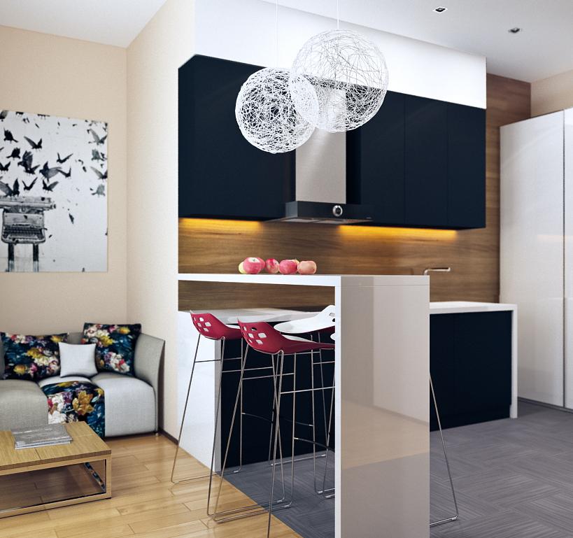 12 Modern Eat In Kitchen Designs With Images Kitchen Bar