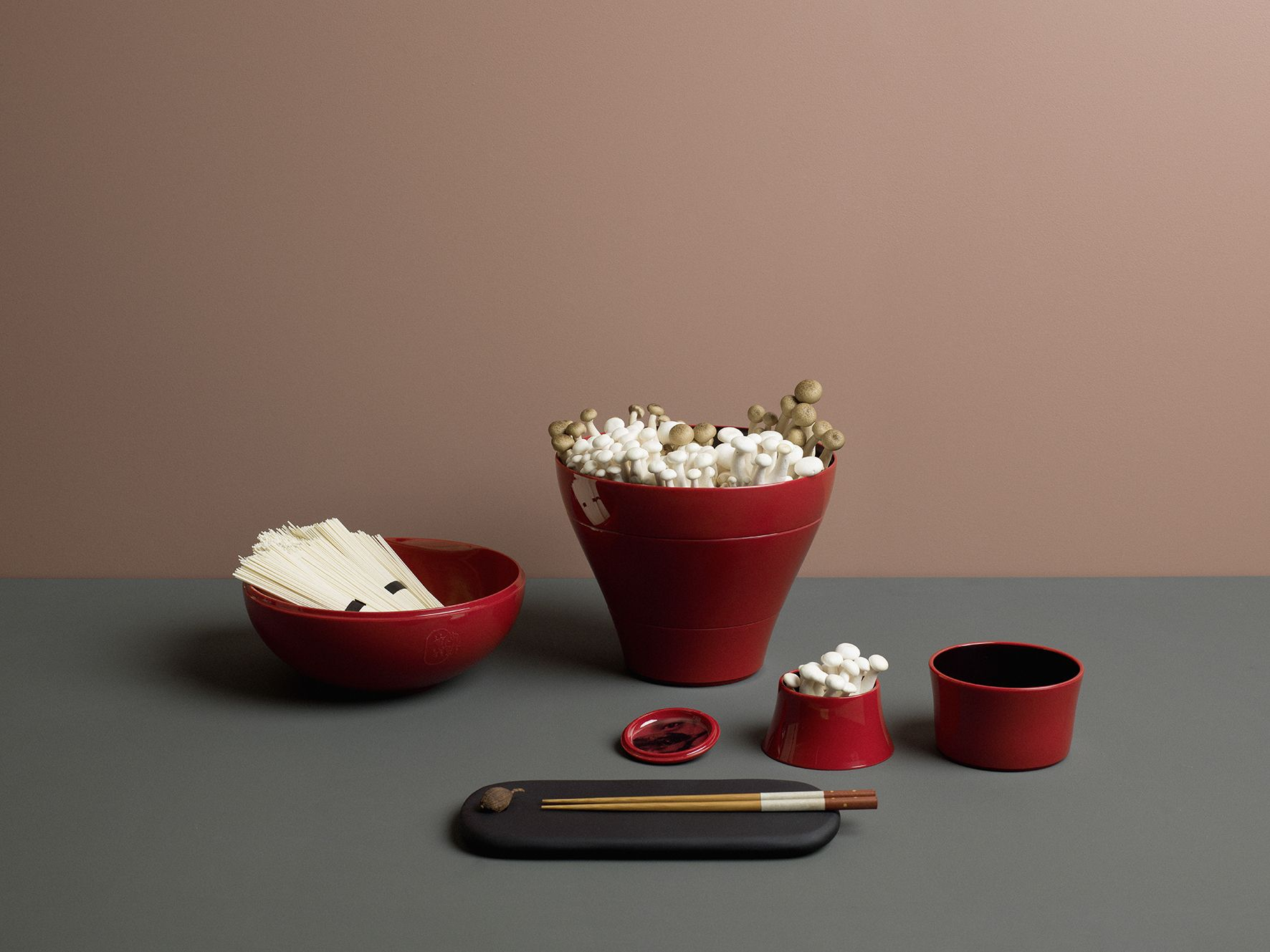 Ming Red by ibride #design #kitchen #home #vase #decoration ...