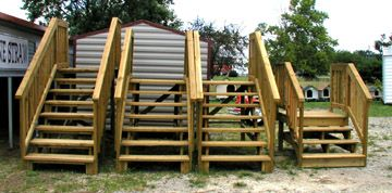 How Sturdy Are Your Mobile Home Steps Diy Projects Mobile Home