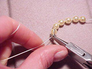 fil de soie pour perles