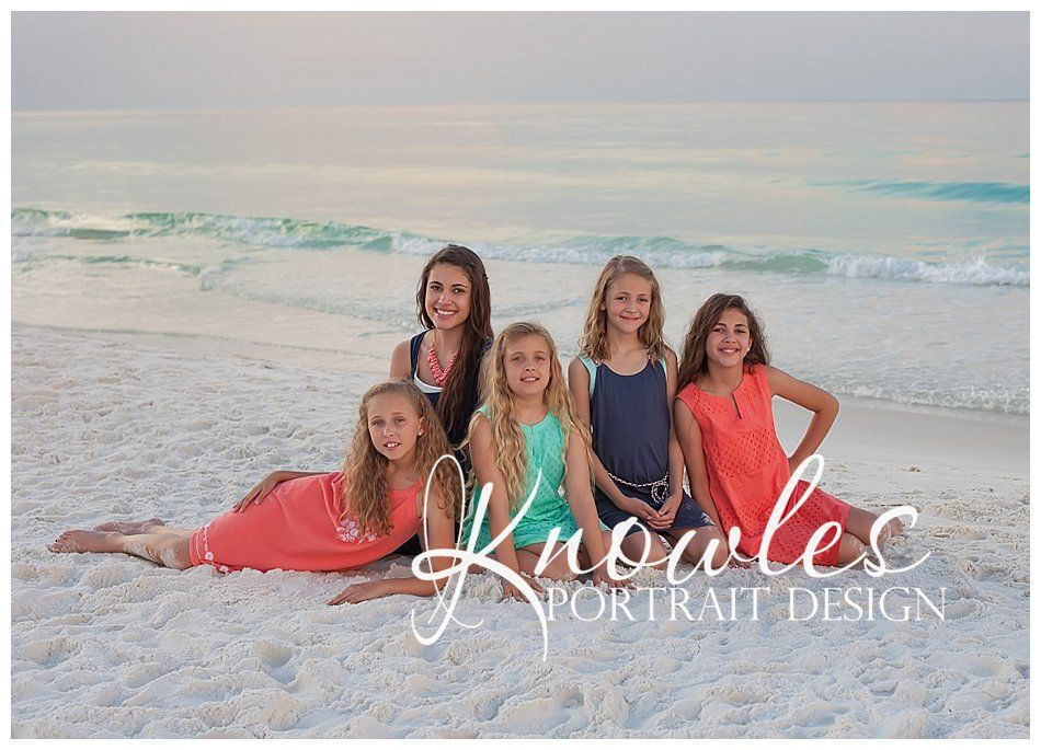 Destin Orange Beach Family Photographer
