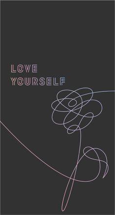 Download 600 Wallpaper Bts Album Love Yourself HD Paling Baru