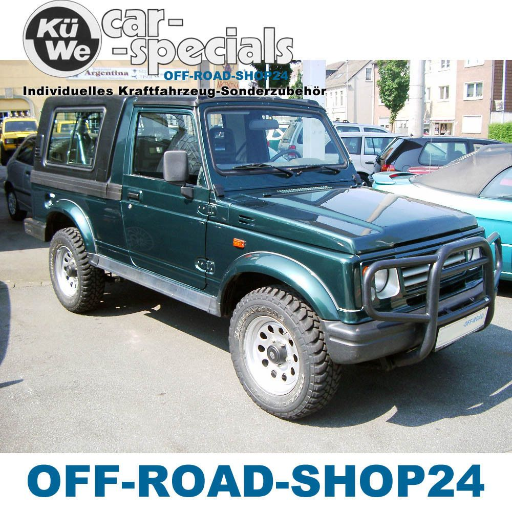 Details zu laderaumwanne pa formwanne suzuki samurai long body hard top