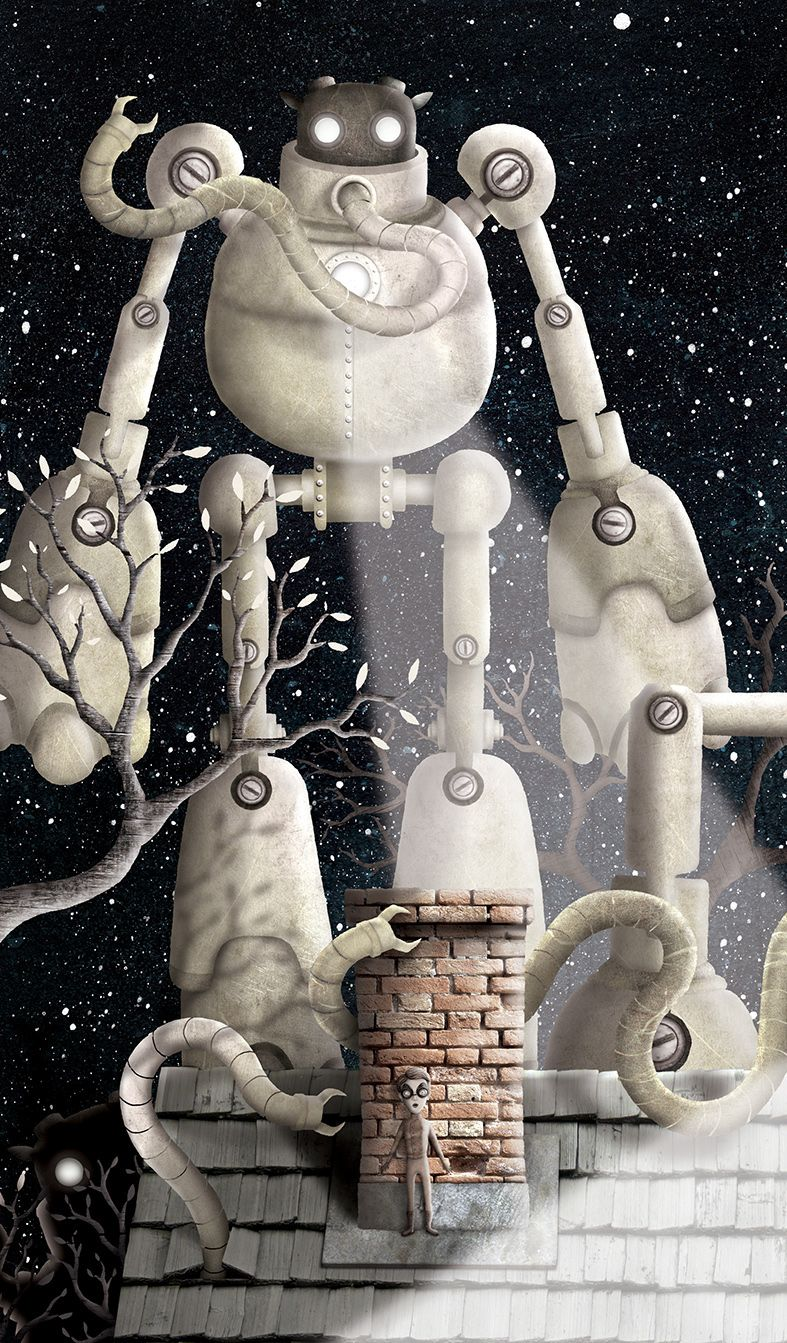 RHINOCEPHANTS ON THE ROOF (PICTURE BOOK) on Behance
