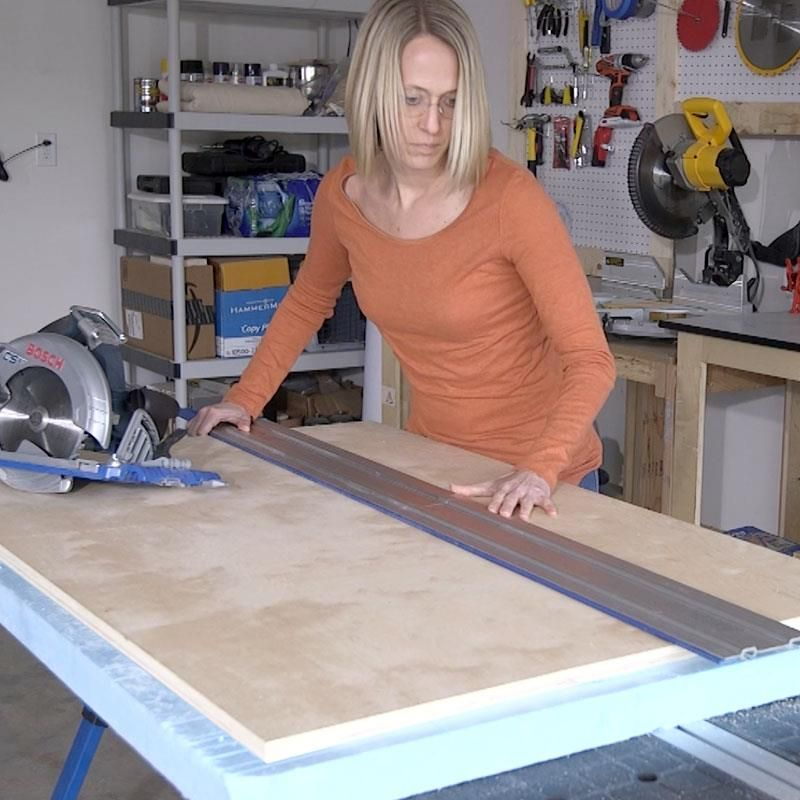 Accu Cut Circular Saw Track Learn Woodworking Woodworking