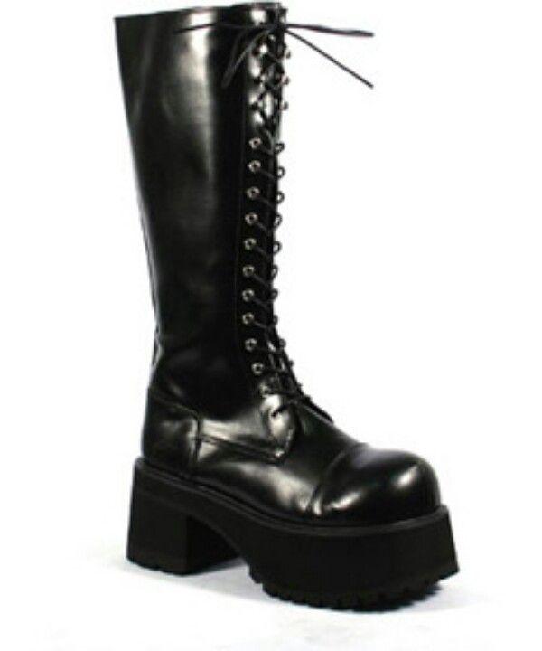 dd35aae013f6 Ranger boots rivithead.com Nana Osaki Cosplay