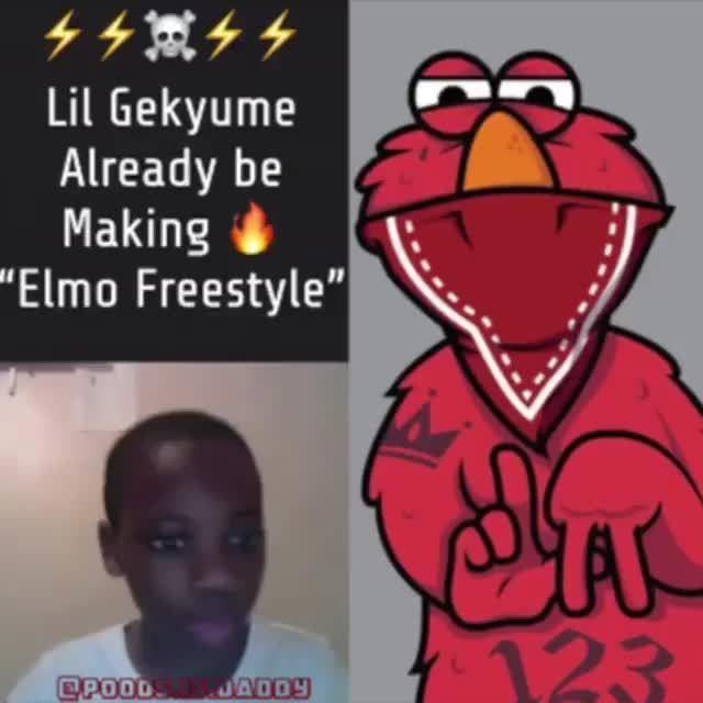 Beaches] Elmo freestyle