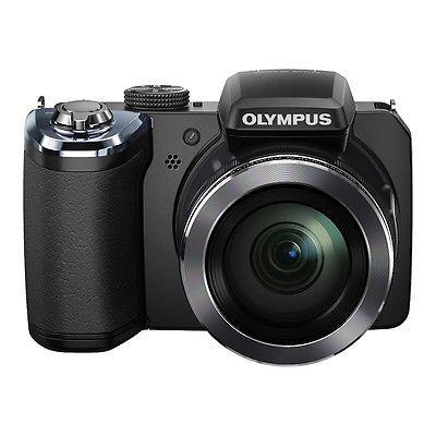 Olympus Sp 820 Digitalkamera Fotokamera Digicam Full Hd Digital