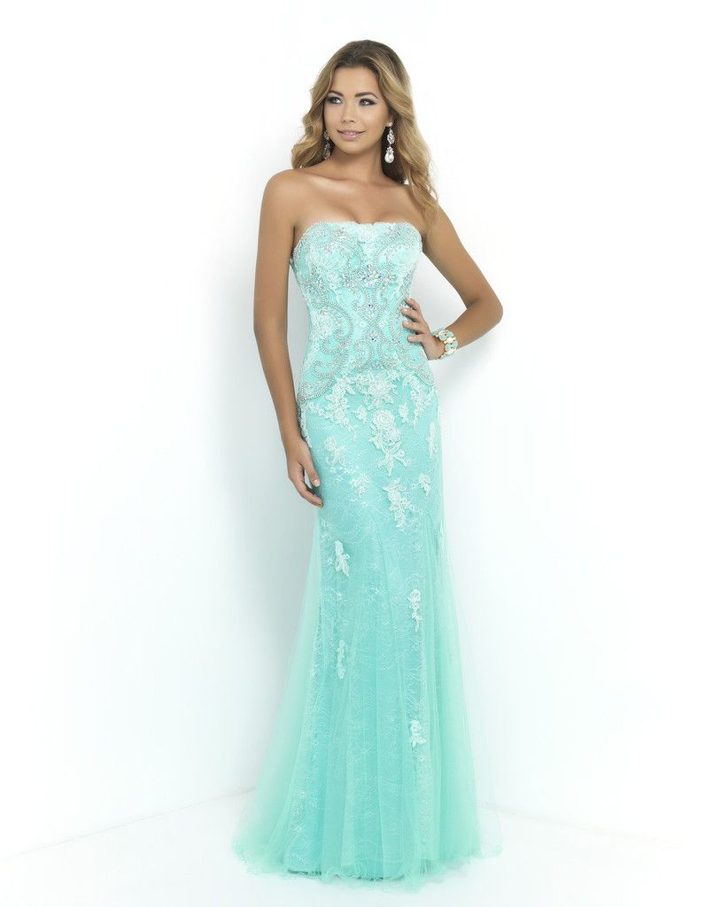 BLUSH PROM 9944 SPEARMINT | remember how beautiful your prom was ...