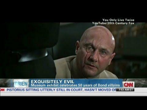 TV BREAKING NEWS A look at memorable Bond villains - http://tvnews.me/a-look-at-memorable-bond-villains/