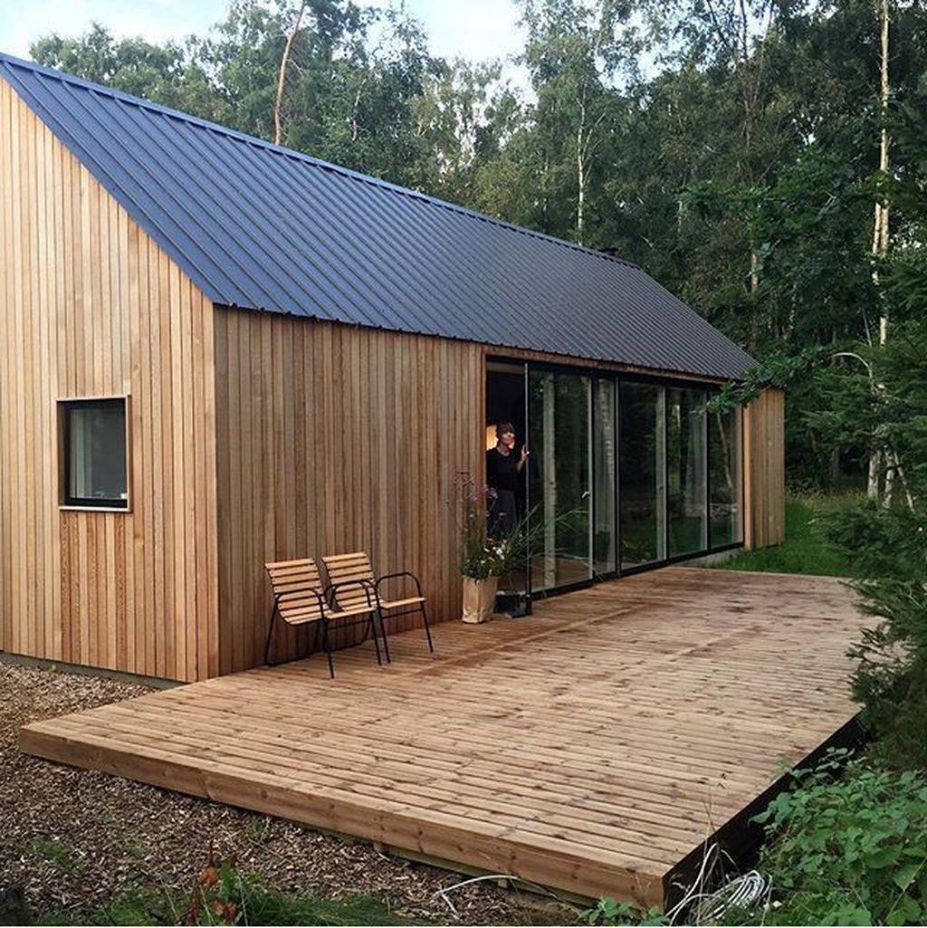 38 Inspiring Wooden Houses Design Ideas Eco Friendly Wooden House Design Barn Style House House Exterior