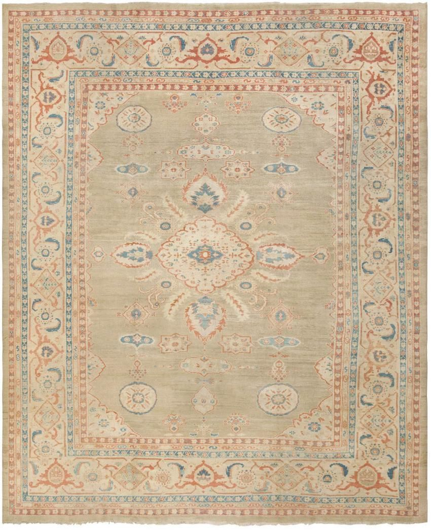 Antique Persian Rug 46098 Main Image - By Nazmiyal
