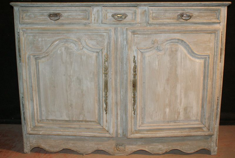 Th c french painted pine buffet dimensions