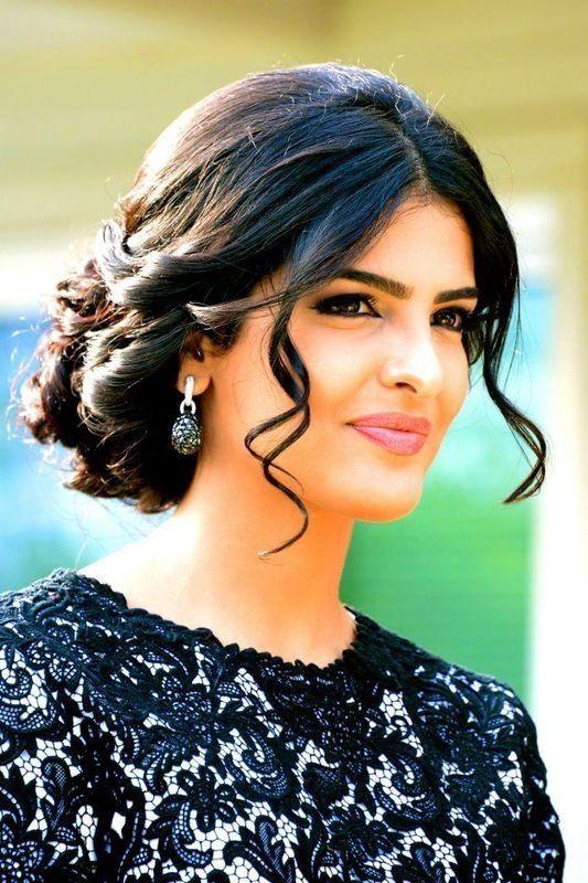 Princess Ameerah AlTaweel Goldilocks Maquillage