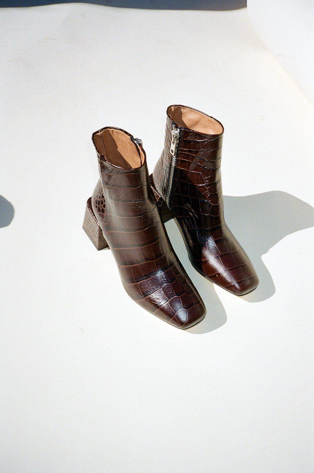 Lazaro Boot - Bombon Croc #adidasclothes