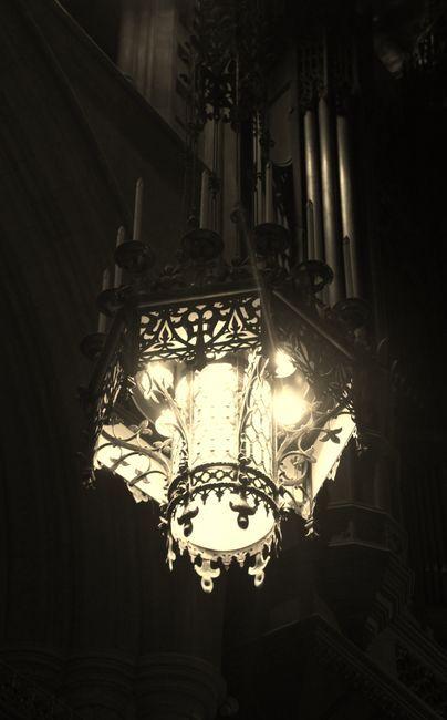 Goth Gothic Decor Chandelieri Can Hear The Phantom Of The Opera