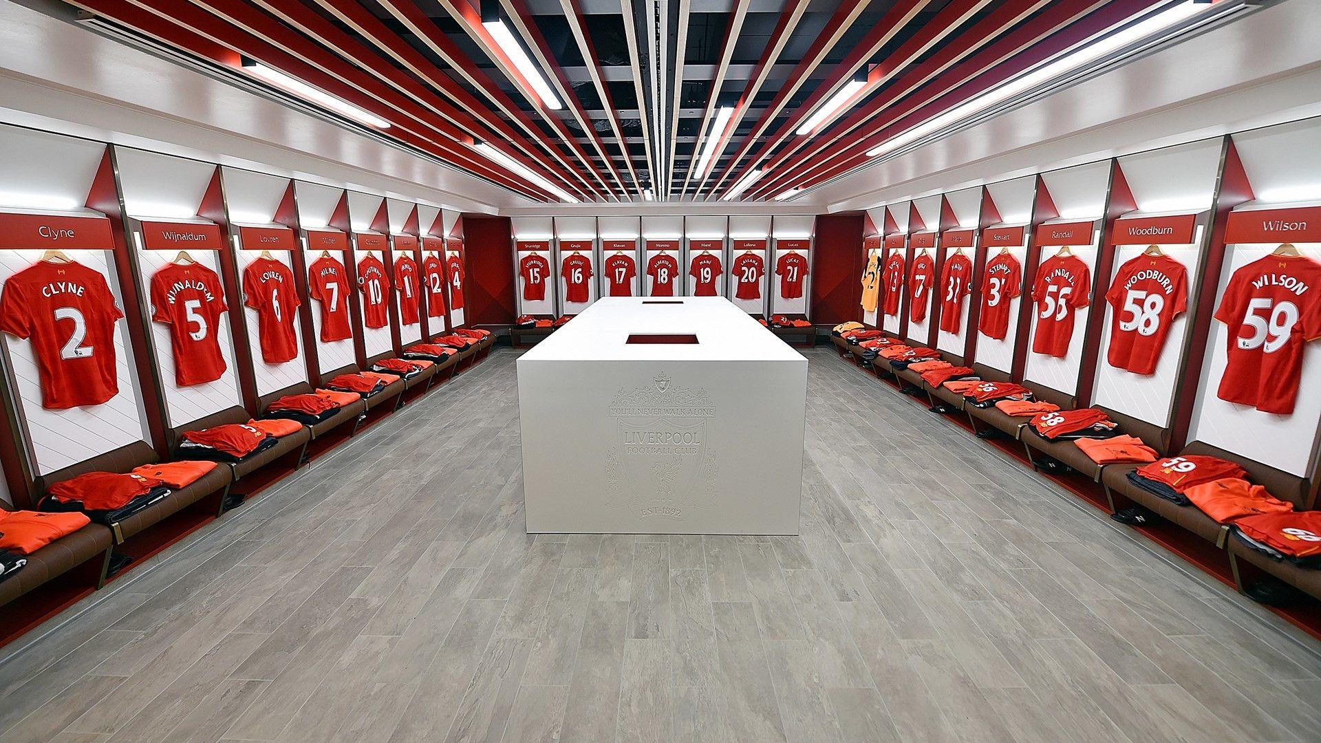 Bilderesultat For Sports Garderobe Garderobe Fotball