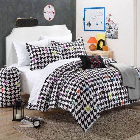 Machela 9-Piece Comforter Set, Multicolor