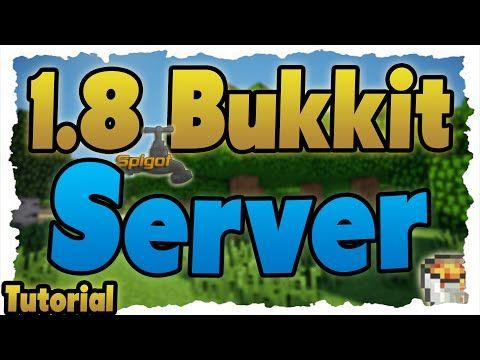 MINECRAFT BukkitServer Erstellen Tutorial Mit Blöcken - Minecraft server erstellen bukkit