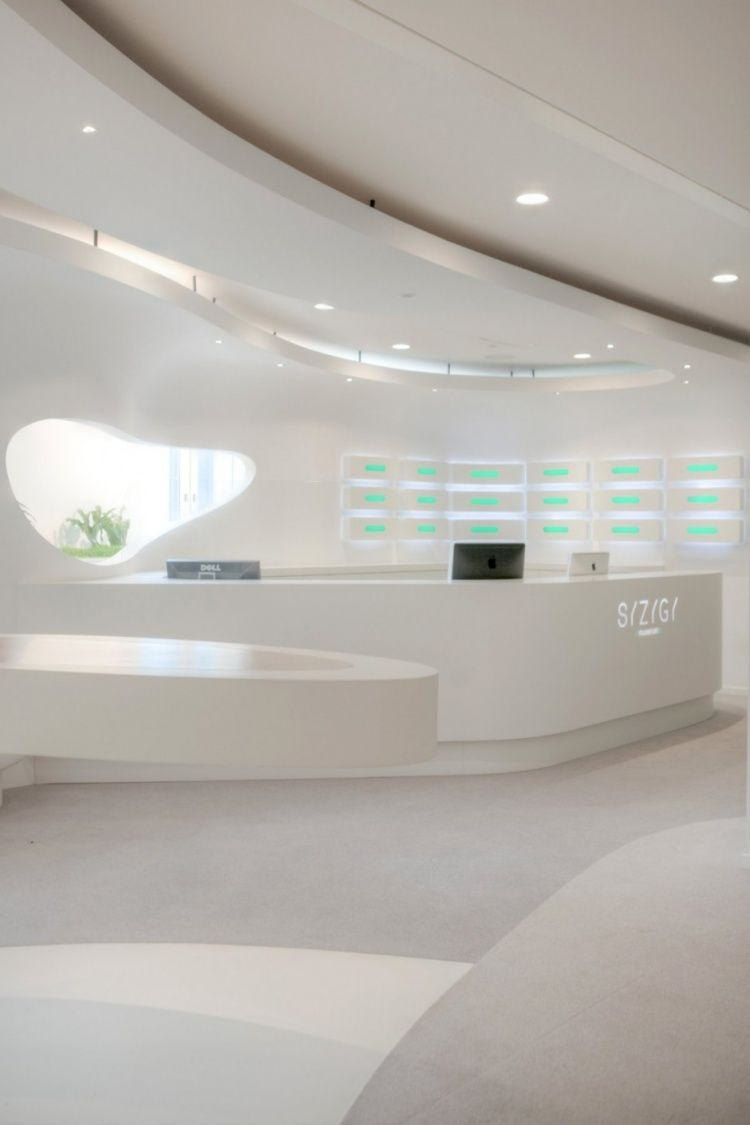 futuristic office ditches cubicles super. Futuristic Office Ditches Cubicles Super. Syzygy Super