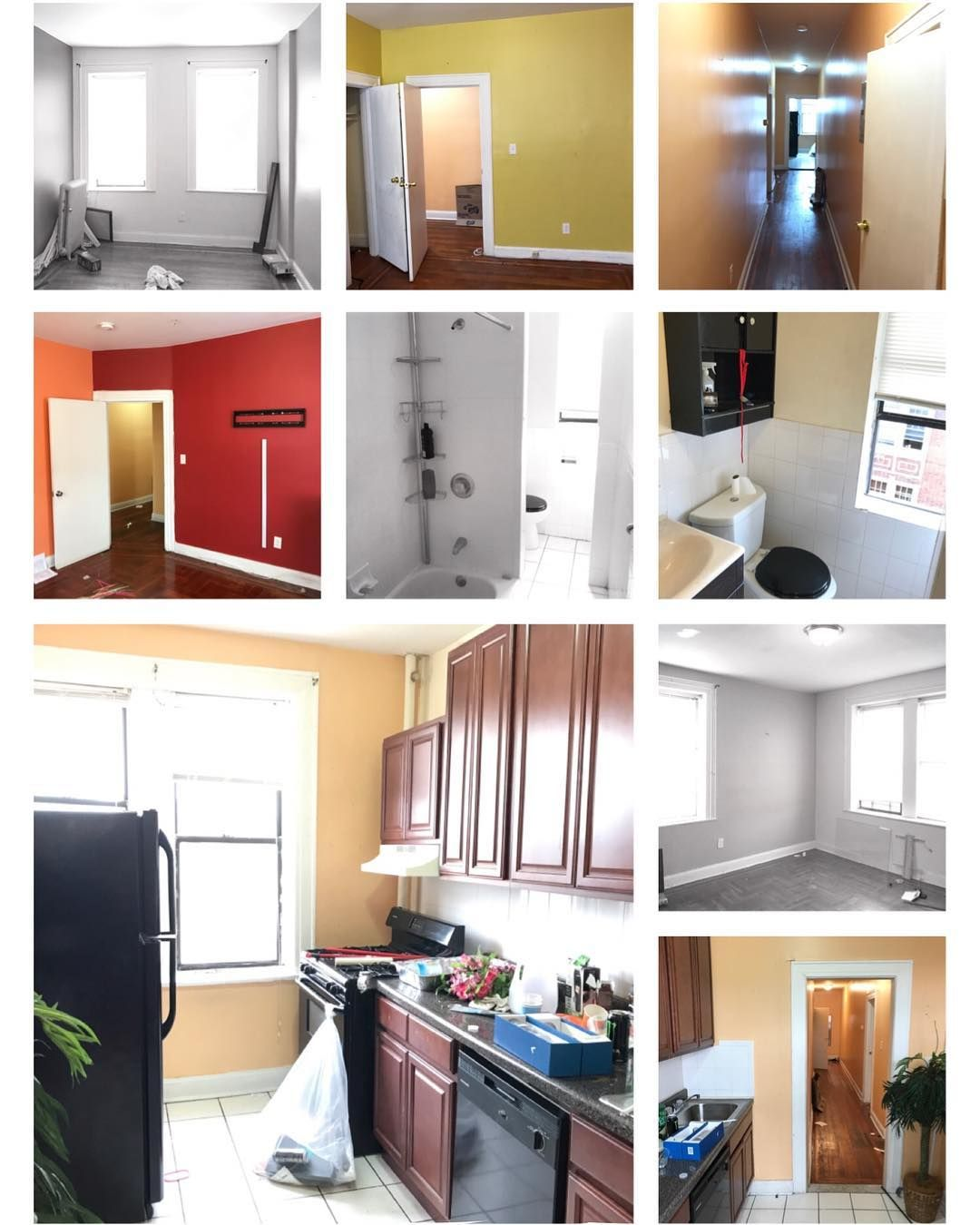 1 Bedroom Apartment Cheap: 1 Bedroom $1350 In #westnewyork #unioncity #renovated