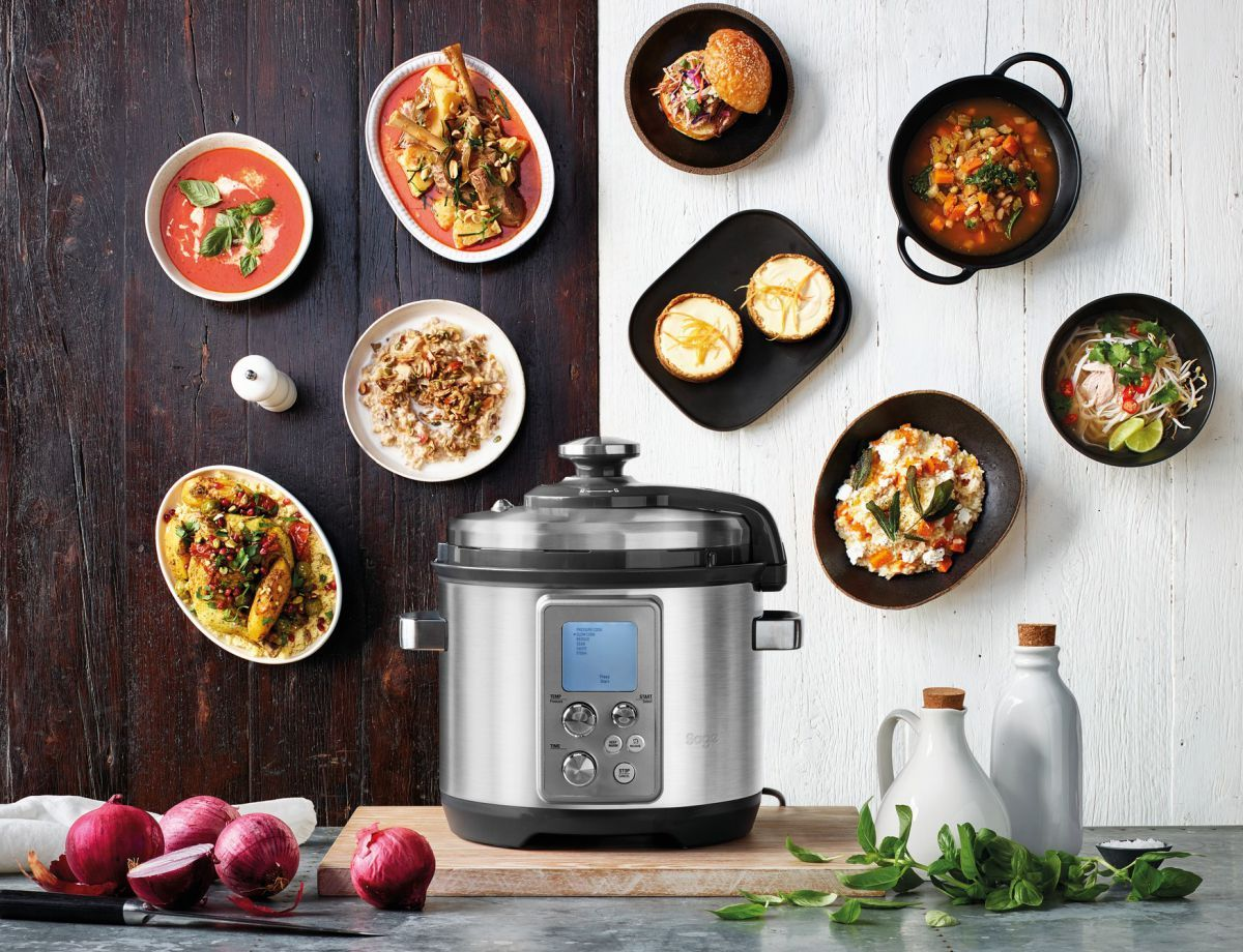 5 things you didn't know you could cook in a slow cooker #ricecookermeals