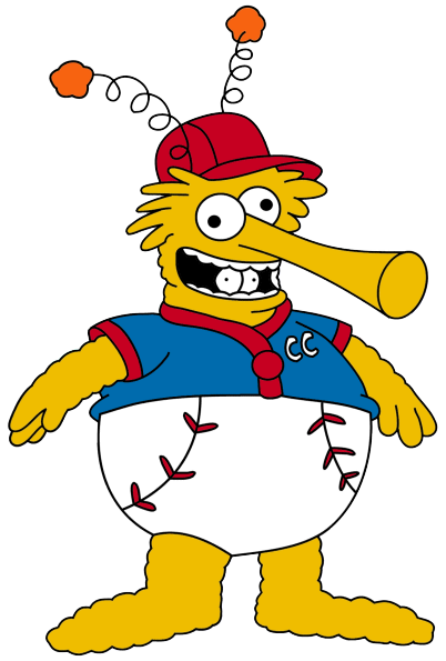Capital city goofball capital city and simpsons characters - Homer simpson nu ...