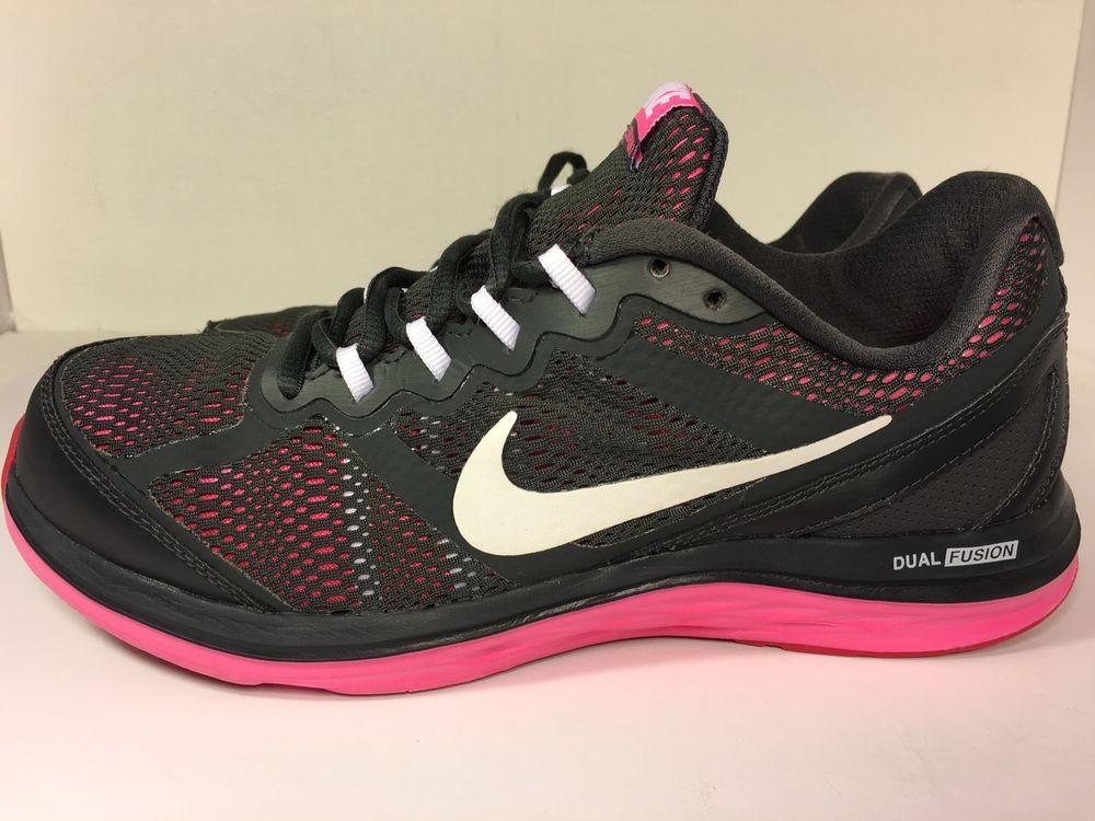 d34209d9249 New Nike Dual Fusion Run 3 Women s Running Shoes