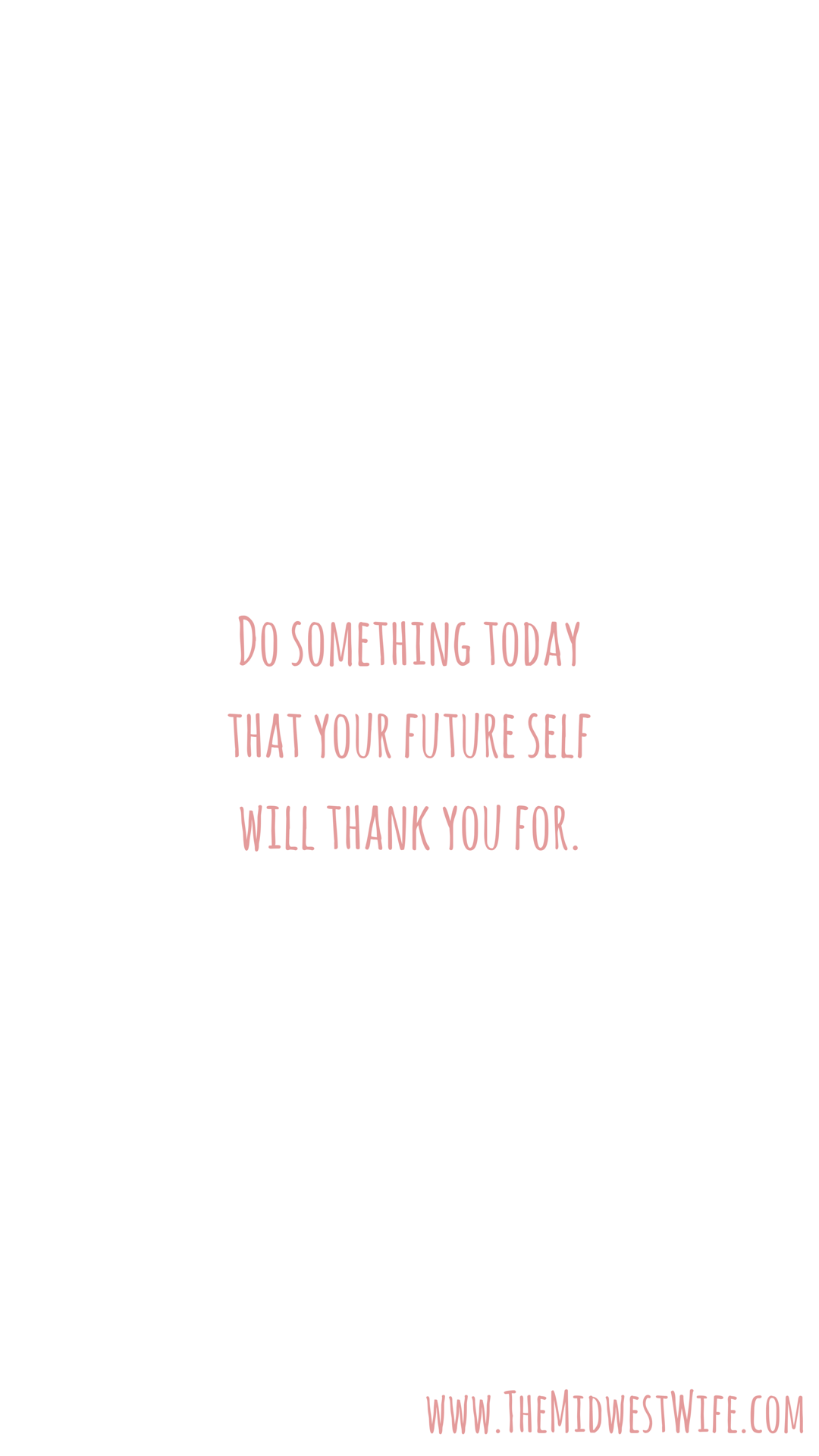 Motivation Motivational Quote Minimal White Pink Iphone Phone Background Lock Screen Wallpaper Quote Iphone Quotes Motivational Quotes